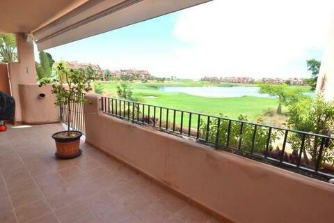 Ref:MM620 Apartment For Sale in Mar Menor Golf Resort