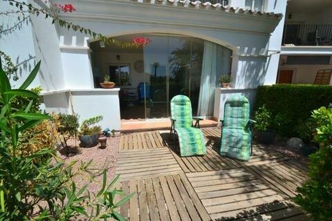 Ref:HR668 Apartment For Sale in Hacienda Riquelme Golf Resort
