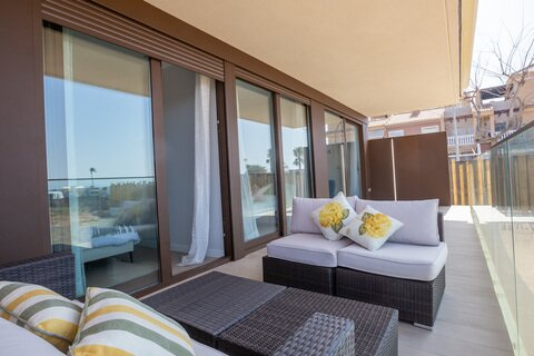 Ref:Flamencos-F8 Apartment For Sale in La Manga del Mar Menor