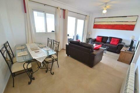 Ref:HR669 Apartment For Sale in Hacienda Riquelme Golf Resort