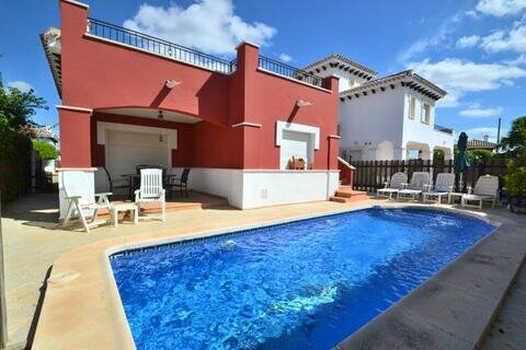 Ref:MM625 Villa For Sale in Mar Menor Golf Resort