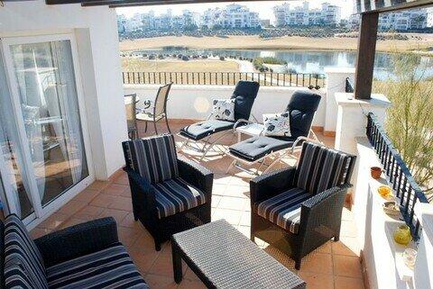 Ref:HR671 Apartment For Sale in Hacienda Riquelme Golf Resort