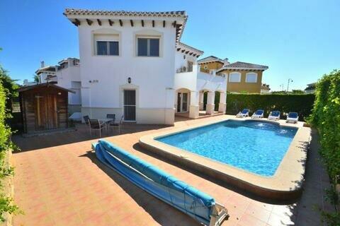 Ref:MM627 Villa For Sale in Mar Menor Golf Resort