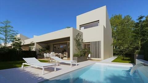Ref:HDA33 Villa For Sale in Hacienda del Alamo golf resort
