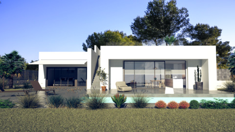 Ref:Ciruelo-8 Villa For Sale in Las Colinas Golf & Country Club