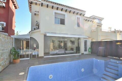 Ref:MM631 Villa For Sale in Mar Menor Golf Resort