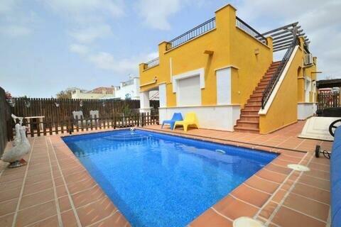 Ref:MM633 Villa For Sale in Mar Menor Golf Resort