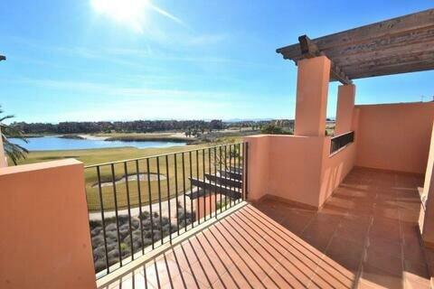 Ref:MM5032 Apartment For Sale in Mar Menor Golf Resort