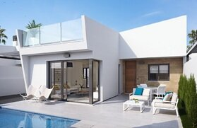Los Alcazares - brand new three bedroom villas