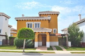 Mar Menor -  Three bedroom Baron villa