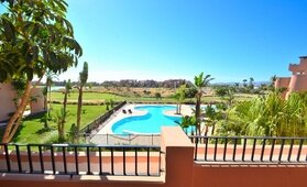 Mar Menor Golf Resort - first floor two bed apartment