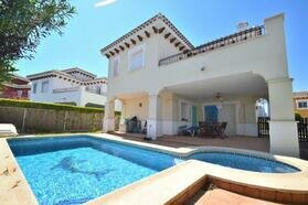 Mar Menor - Baron villa with private pool