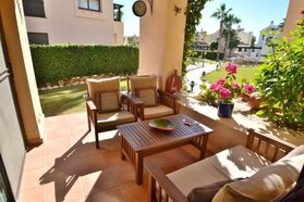 Roda Golf - Three bedroom ground floor apartment