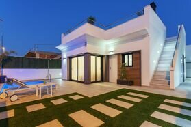 Roda Golf Resort - Olivar two bed linked villa
