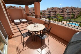 Mar Menor - penthouse apartment