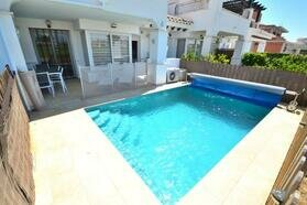 Mar Menor - Two bed townhouse with pool