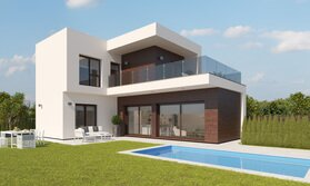 Roda Golf Resort - brand new three bed villas