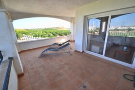 Hacienda Riquelme - fantastic corner apartment