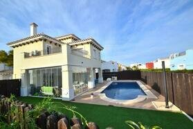 Mar Menor - Baron villa with private heated pool