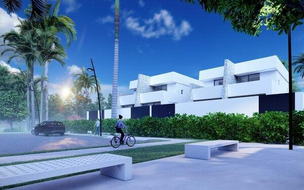 San Pedro del Pinatar - brand new villa