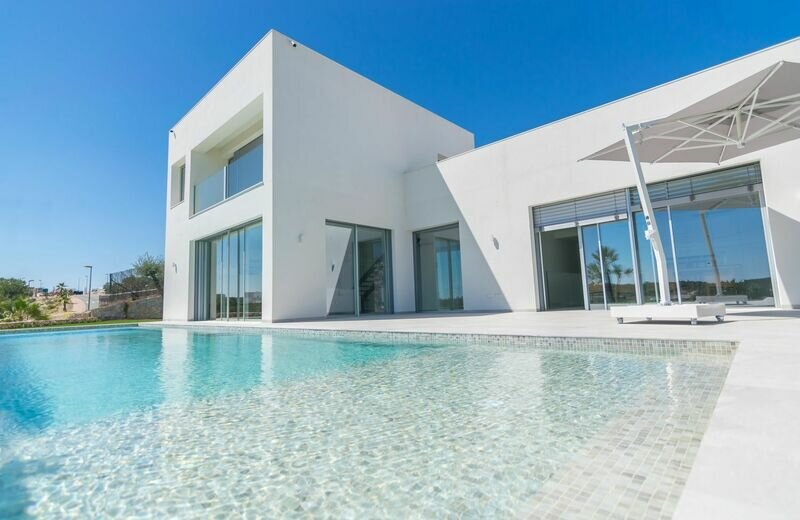Las Colinas - five bedroom frontline villa