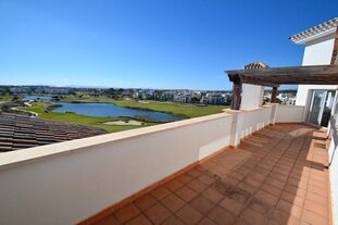 Hacienda Riquelme - penthouse with stunning views