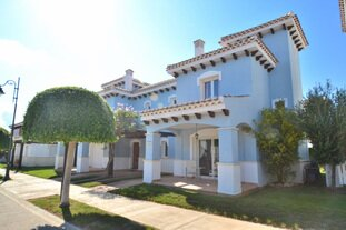 Mar Menor - Two bed Isla Grosa villa