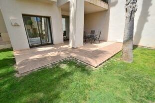 Roda Golf - Two bedroom ground floor apartment