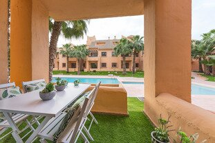 Nueva Ribera beach club - two bed apartment