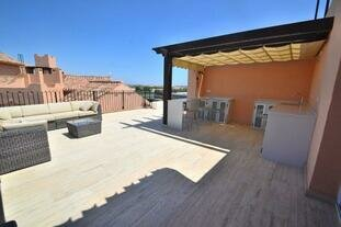 Mar Menor - Two bedroom penthouse apartment