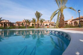 Hacienda del Alamo - two bed Linked villas