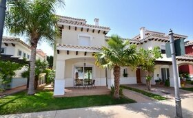 West facing Mar Menor villa