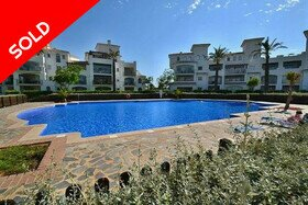 Hacienda Riquelme 2 bed 2 bath