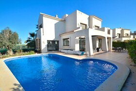 Roda - frontline four bedroom villa