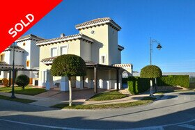 Mar Menor resort - four bedroom villa