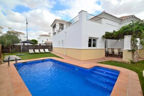 La Torre - South facing three bedroom villa