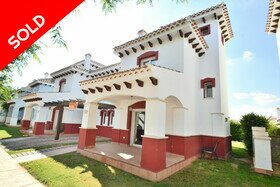 Mar Menor - South facing two bedroom villa