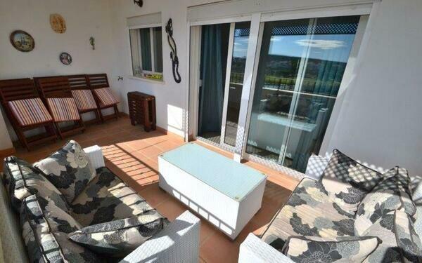 Hacienda Riquelme - Second floor apartment