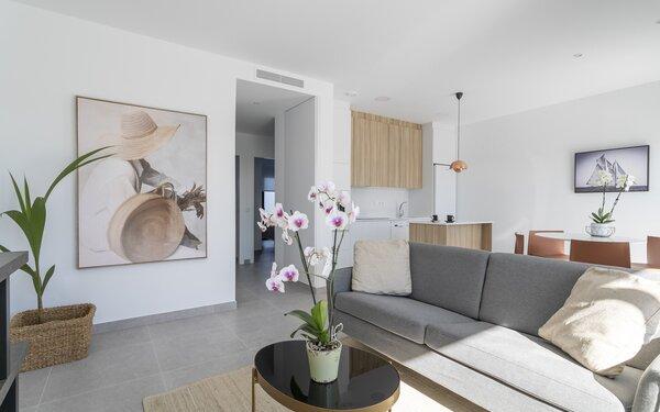 Roda village - brand new villa with pool