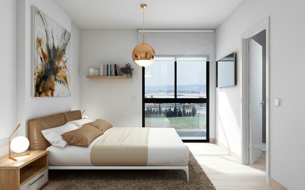 Roda Golf Resort - penthouse apartment