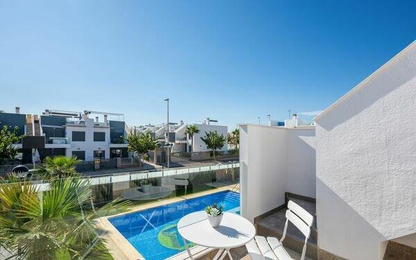 Pilar de la Horadada - new studio apartment