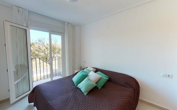 Hacienda Riquelme - First floor apartment