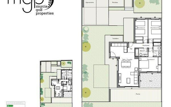 Hacienda del Alamo - brand new villa